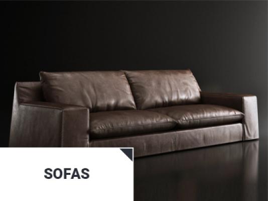 Industrial Sofas 3d models