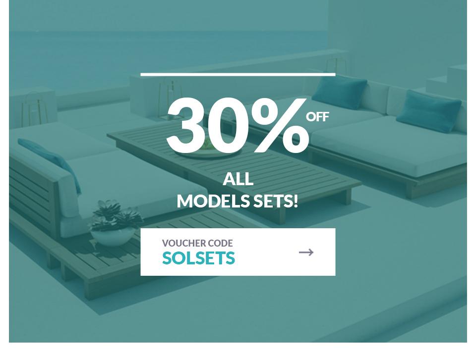 30% Off All Models Sets