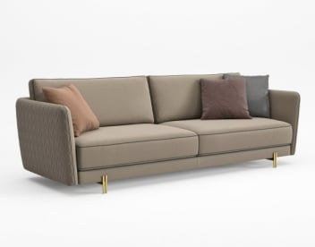CONRAD SOFA 260 By Alberta