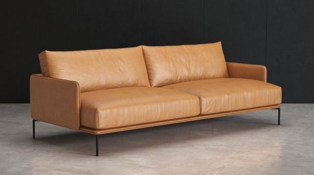 Baron sofa by Adea