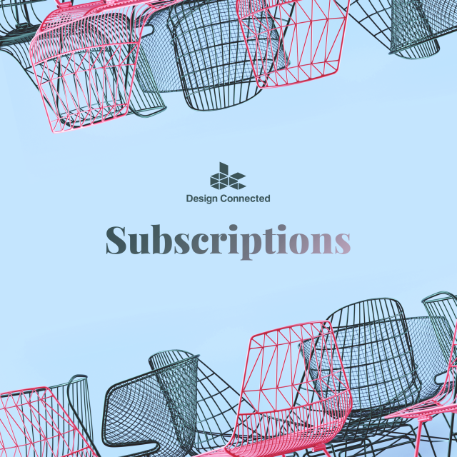 Design Connected Subscriptions