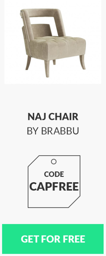 Redeem code CAPFREE and get Naj by Brabbu