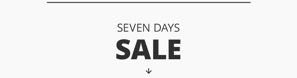 Seven days sale on Scandinavian Style Furniture