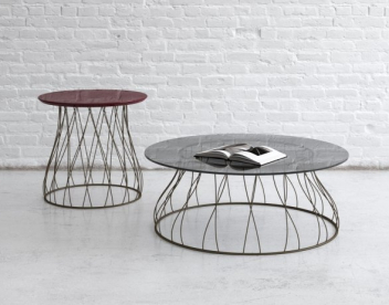 RODEO SMALL TABLES By Alberta