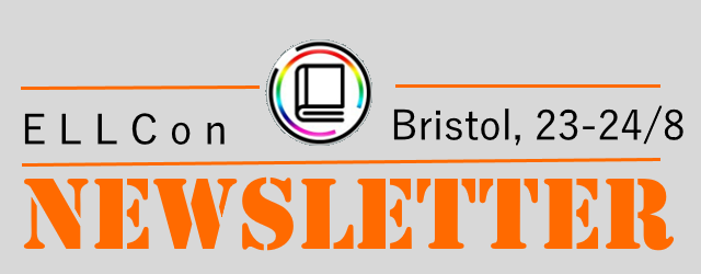 ELLCon - lesbian fiction book conference, Bristol, August 2018