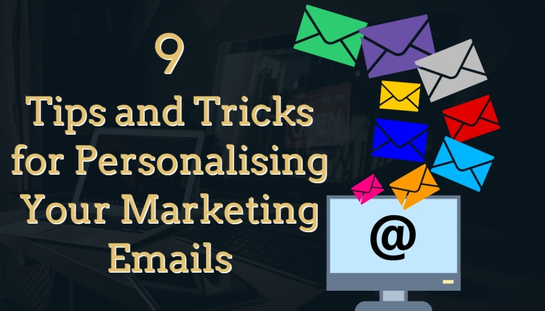 personalised email featured image