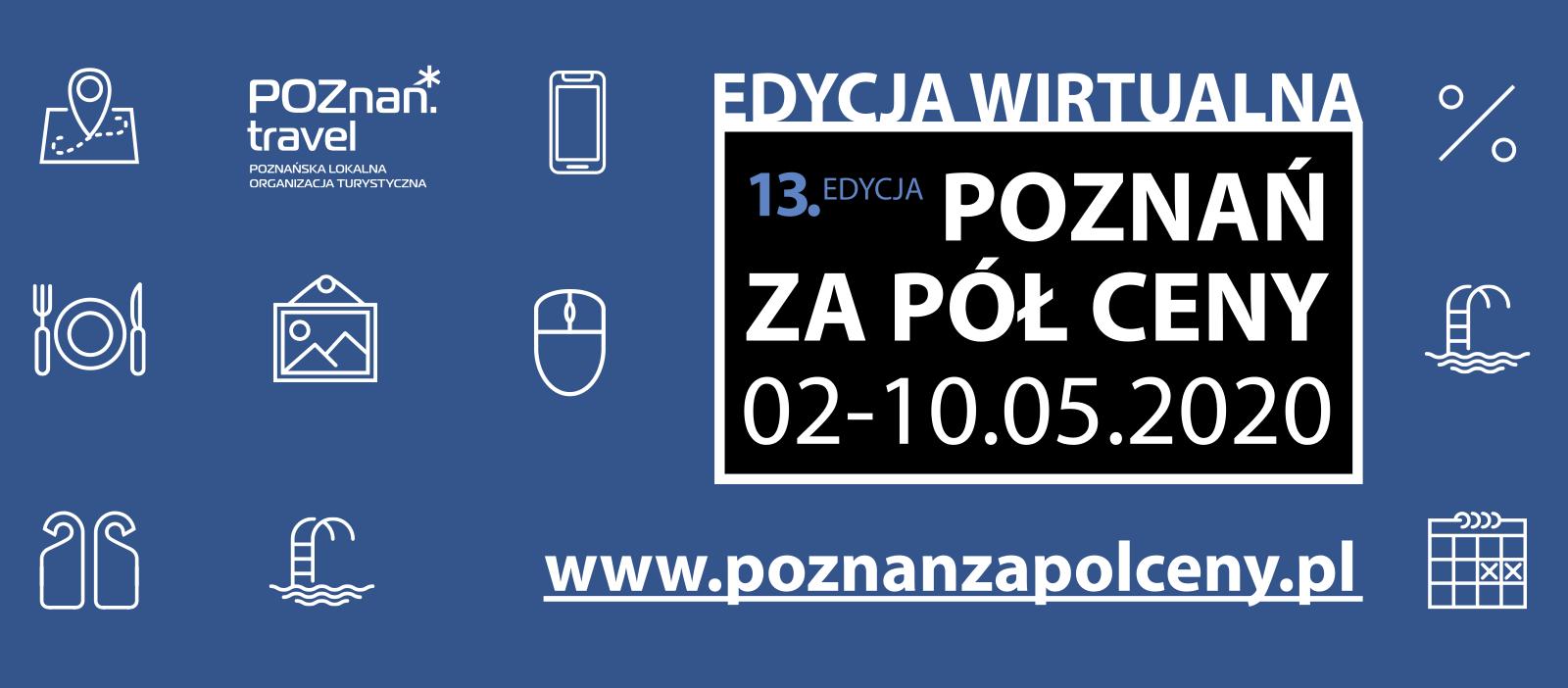 Poznań za pół ceny 2020