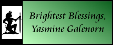 Brightest Blessings, Yasmine Galenorn