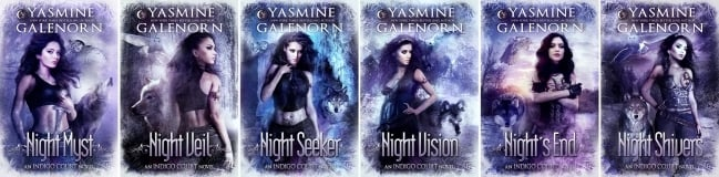 New Indigo Court Covers