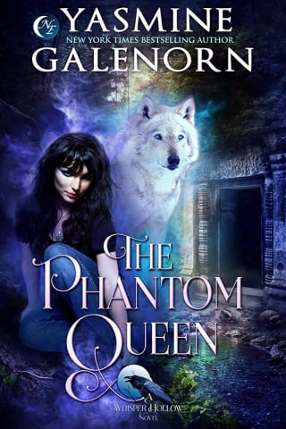 The Phantom Queen Cover