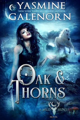 Oak & Thorns Cover