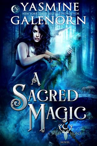 A Sacred Magic Cover