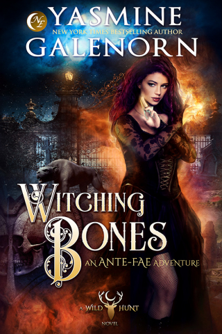 Witching Bones Cover