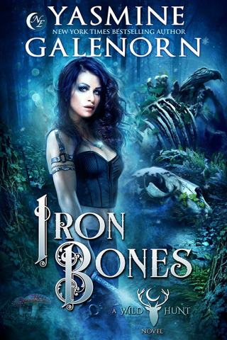 Cover for Iron Bones