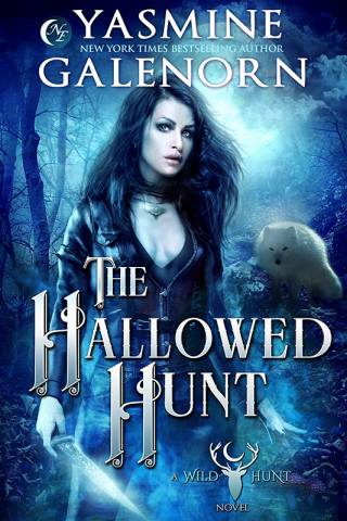 The Hallowed Hunt cover