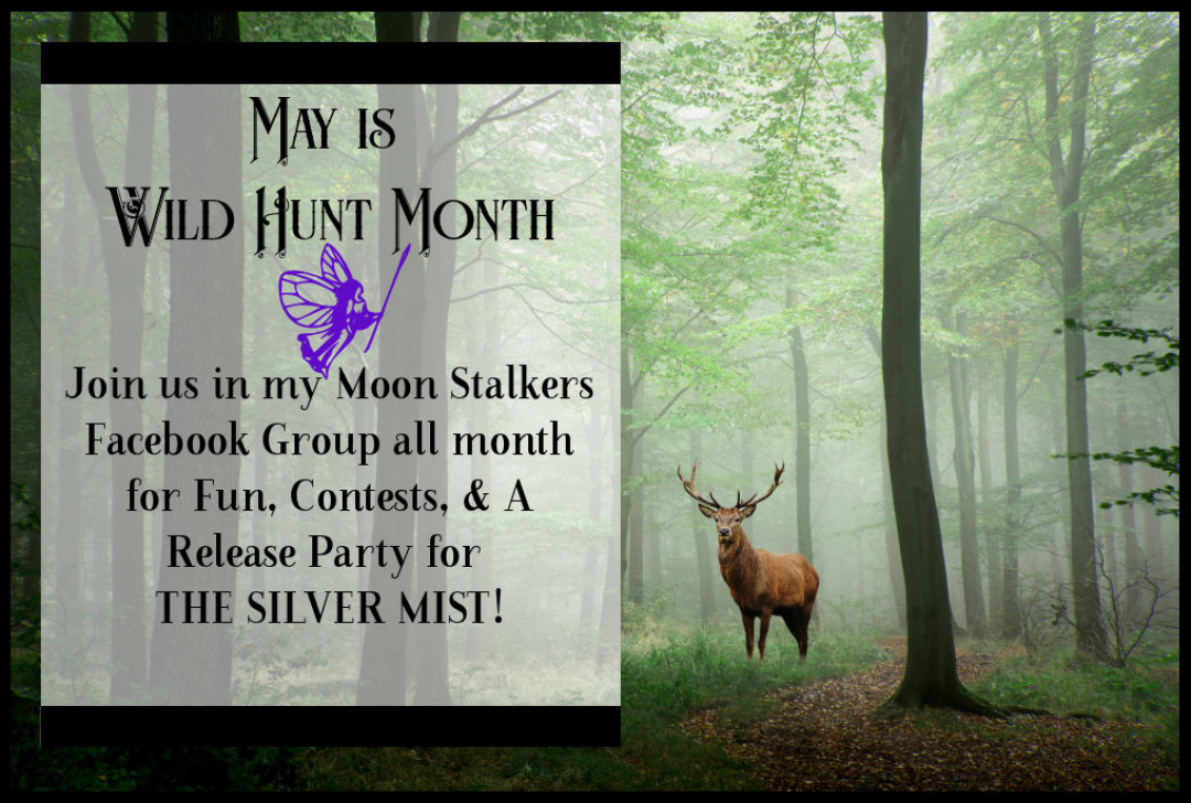 May is Wild Hunt Month!