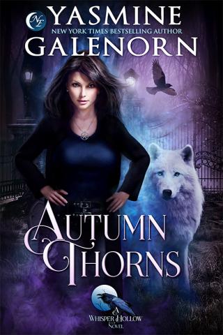 Autumn Thorns Cover