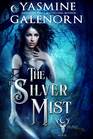 The Silver Mist Cover