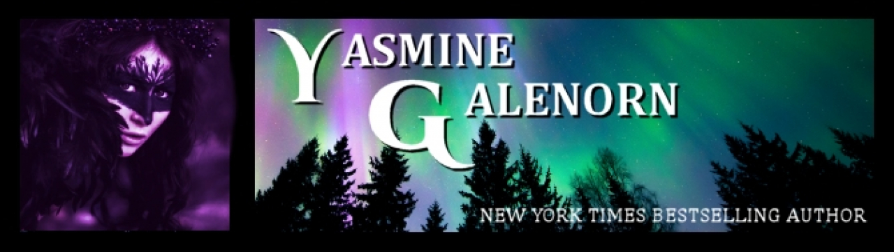 Yasmine Galenorn--New York Times Bestselling Author