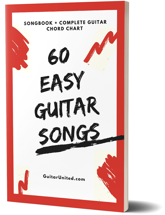 Beginner Guitar Songbook Complete Chord Chart