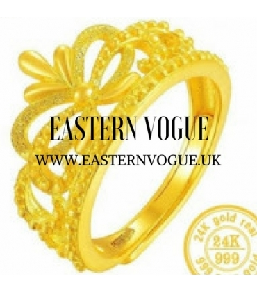 10k Solid Yellow Gold Wedding Rings