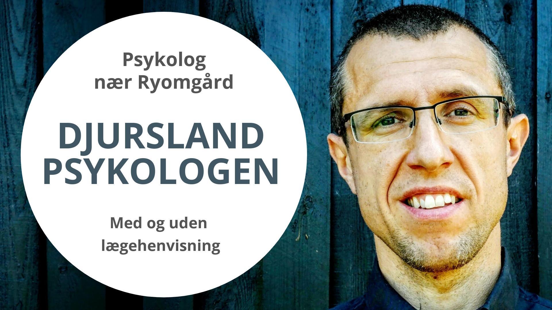 Djursland-psykologen nær Ryomgård