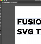 When to use SVG files in Fusion 360