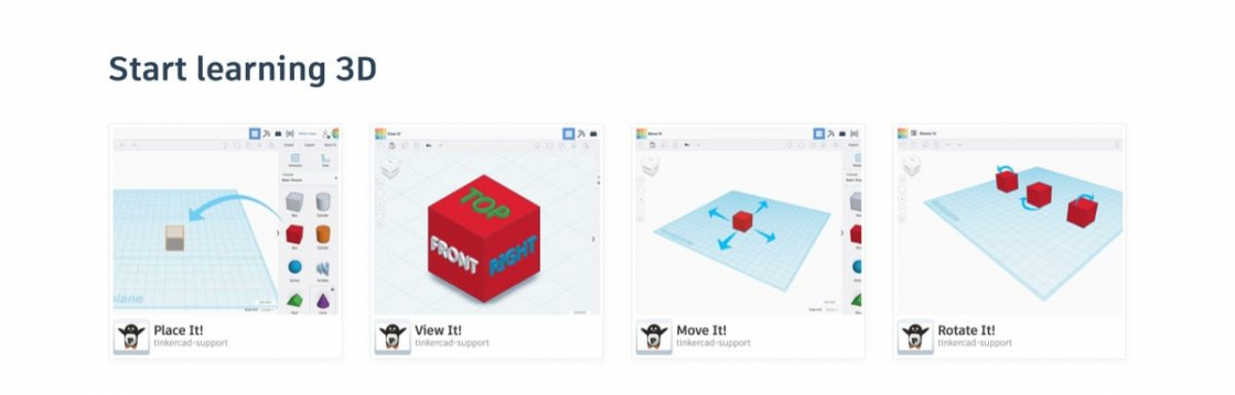 What is Tinkercad?