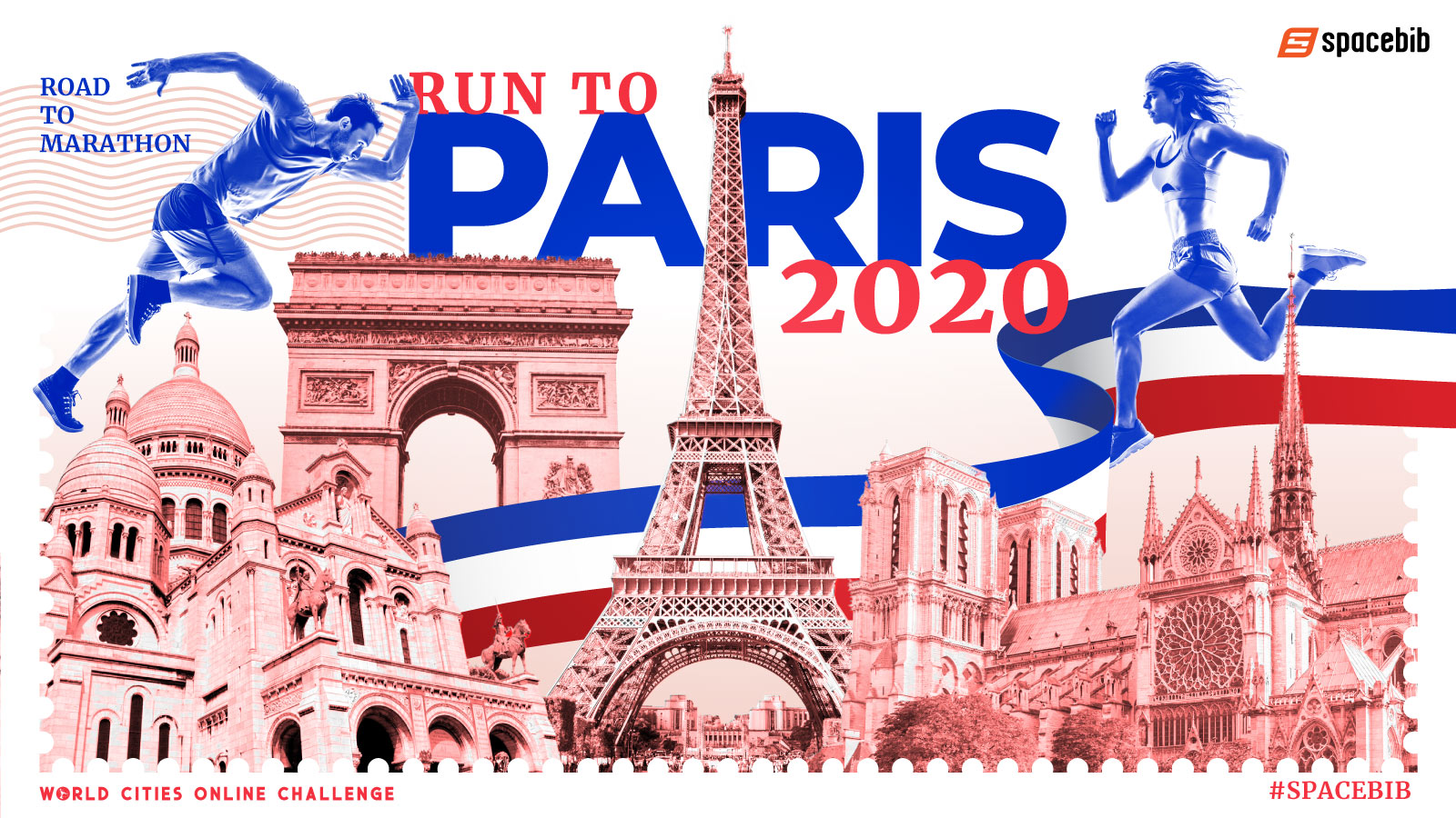 Run to Paris 2020