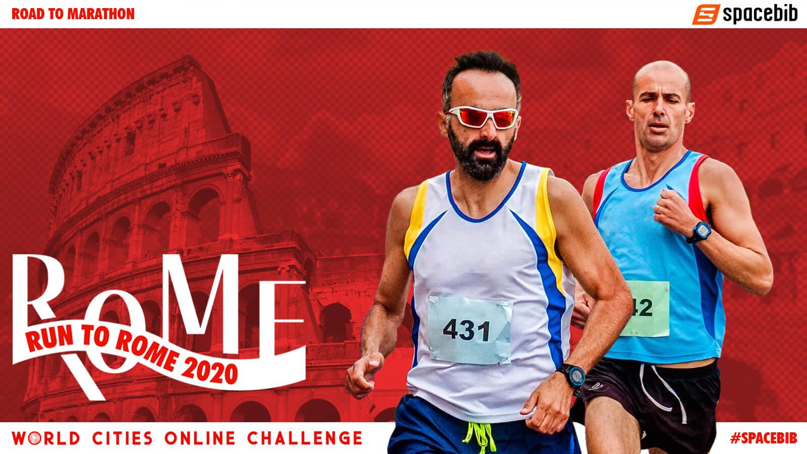 Run to Rome 2020