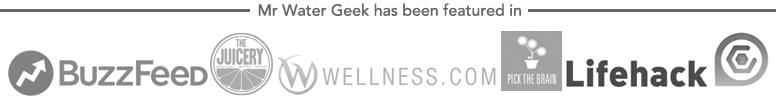 Mr Water Geek Has Been Featured in....