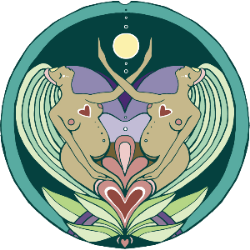 the wild love logo