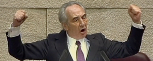 The Oslo diaries - Shimon Peres