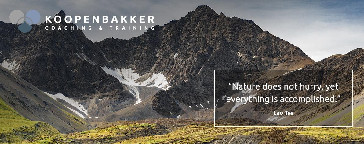 KoopenBakker - Kracht van de natuur