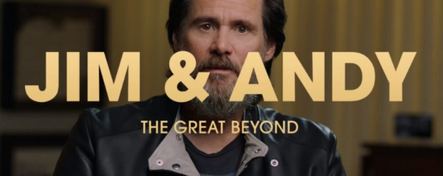 JIM & ANDY - THE GREAT BEYONG | JIM CARREY
