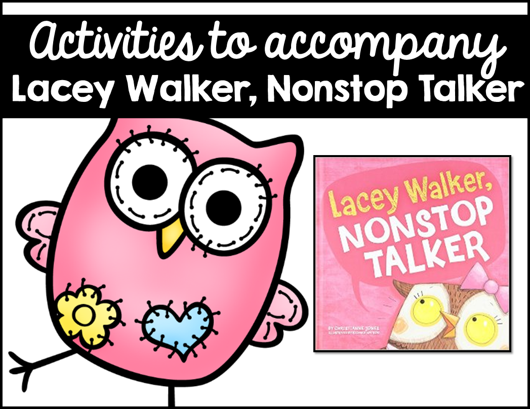 Craft For Lacey Walker Non Stop Talker