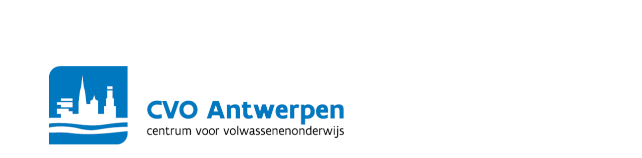 Cursistennieuwsbrief GO! CVO Antwerpen