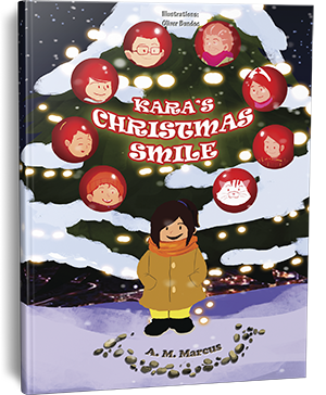 Children's Book: Kara's Christmas Smile