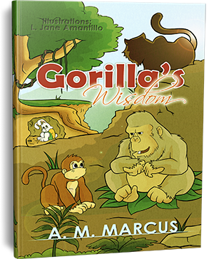 Children's Book: Gorilla's Wisdom