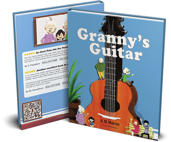 Children's Book: Granny's Guitar