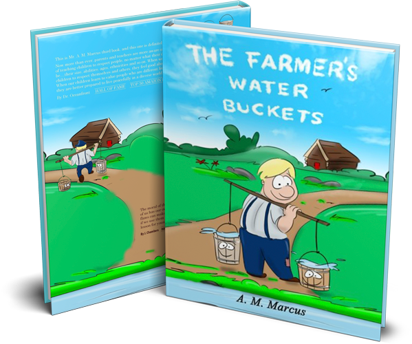 Children's Book: The Farmer's Water Buckets