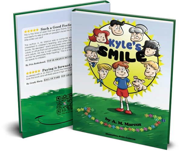 Children's Book: Kyle's Smile