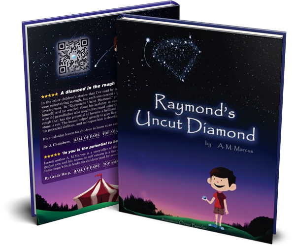 Children's Book: Raymond's Uncut Diamond