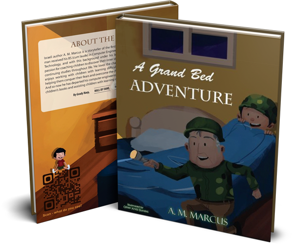 Children's Book: A Grand Bed Adventure