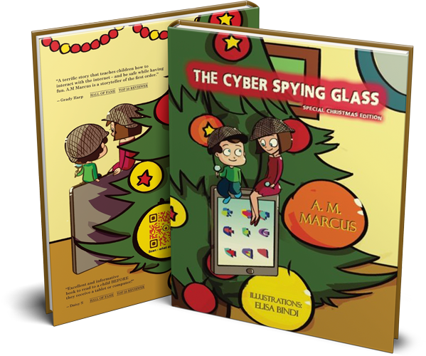 Children's Book: The Cyber Spying Glass