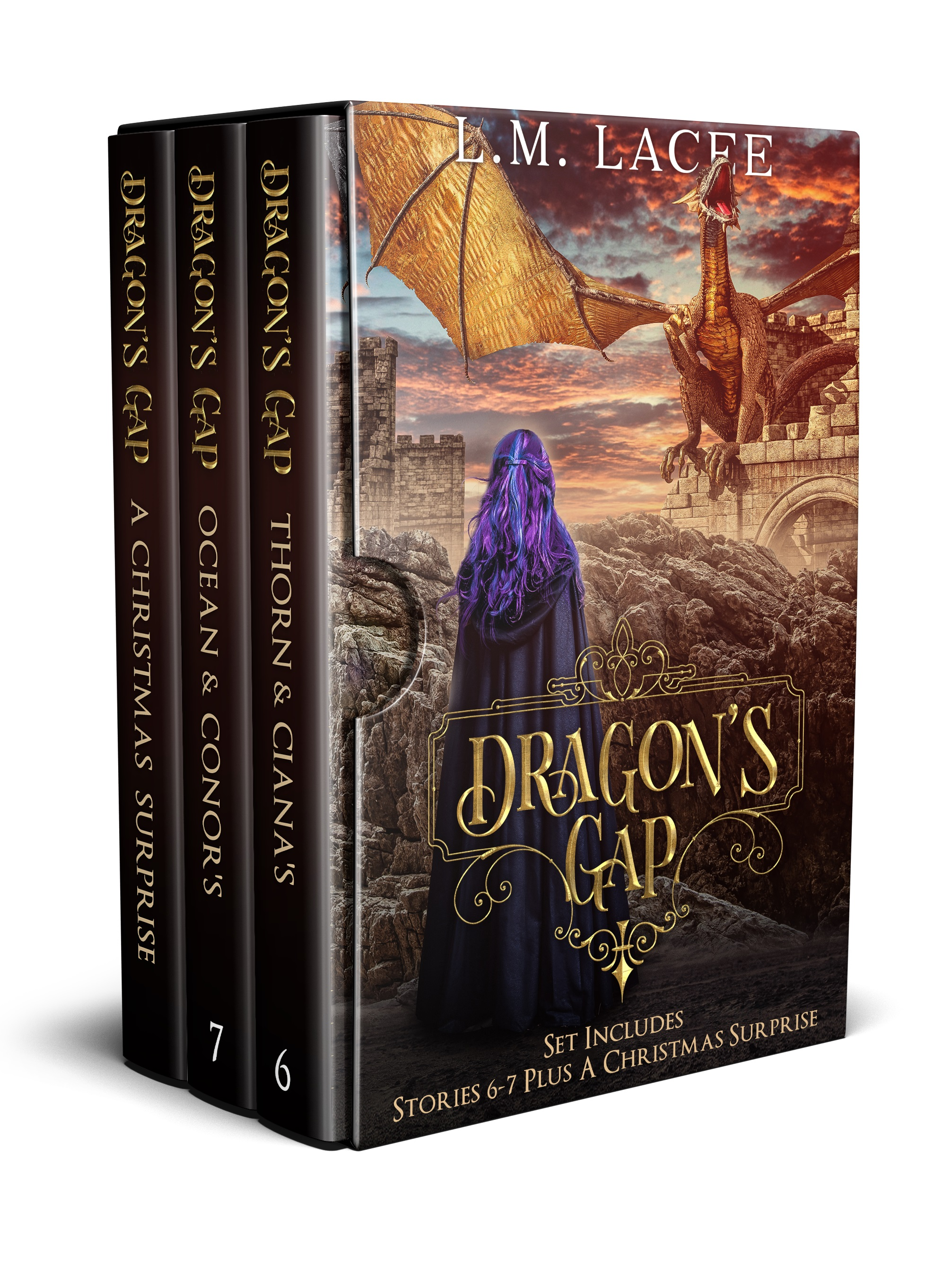 Dragon's Gap Book