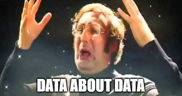 The Alter Ego of Data