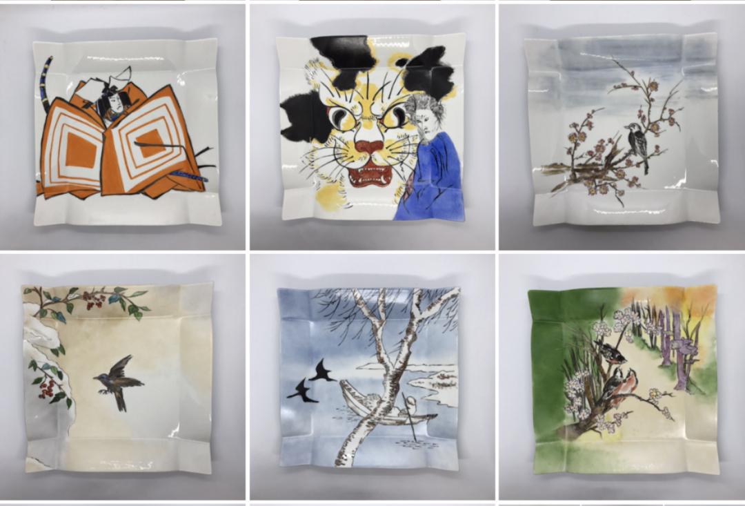Catalogue arts de la table - Véronique Joly-Corbin - La minute déco