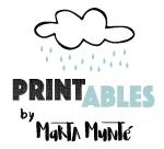 Printables by Marta Munte, Etsy Shop