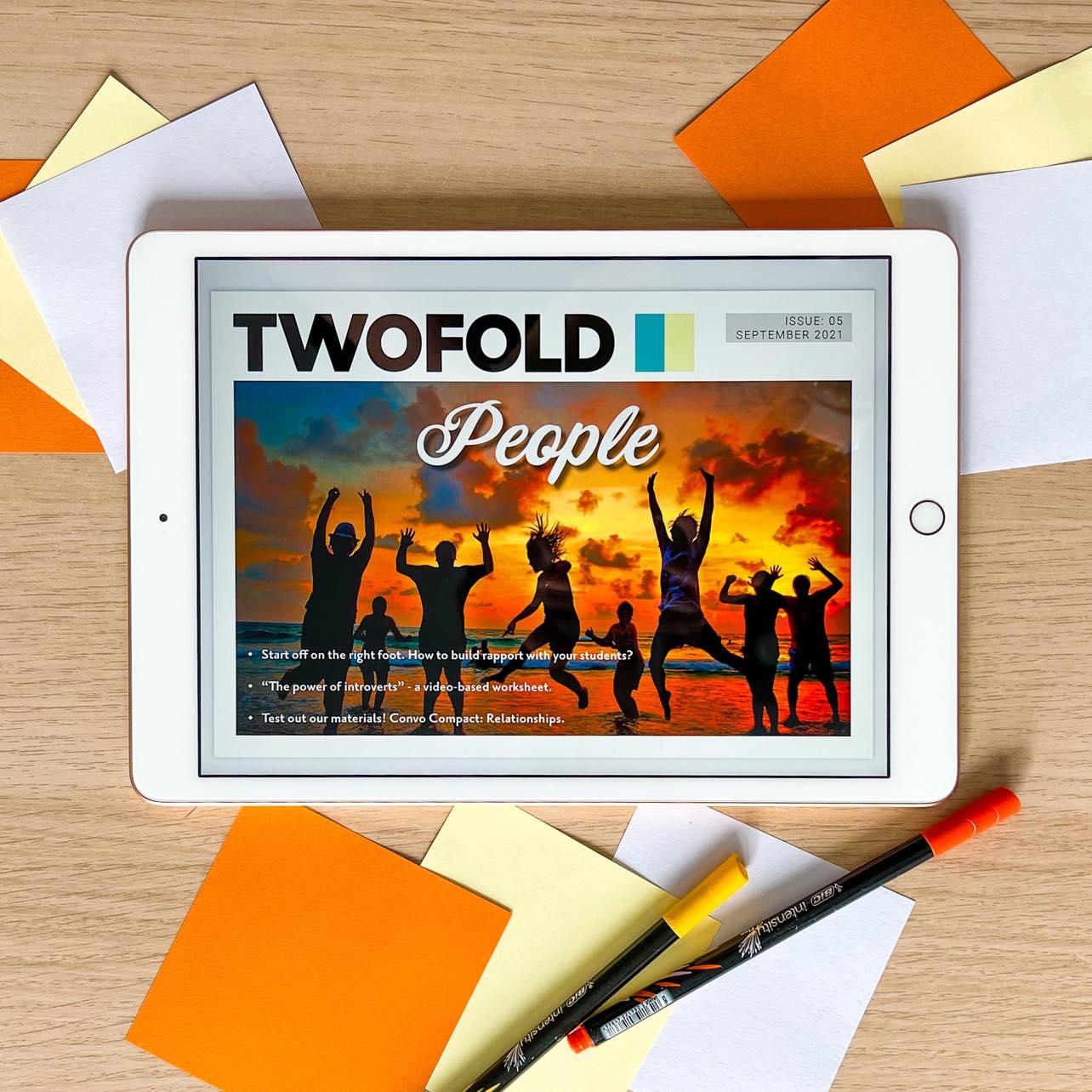 Free Magazine for English teachers